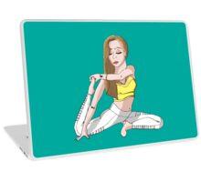Namaste Laptop Skin