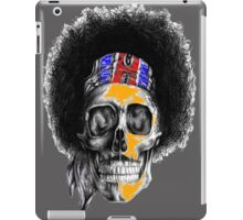 Hendrix Skull in color iPad Case/Skin