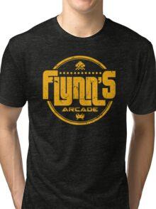 Flynn's Arcade Tri-blend T-Shirt