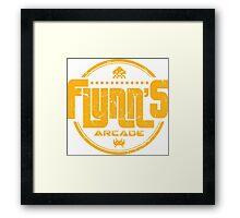 Flynn's Arcade Framed Print