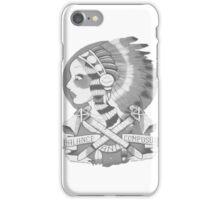 Balance And Composure Pocket Print iPhone Case/Skin
