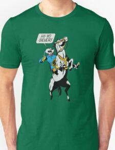 Lone Ranger Unisex T-Shirt