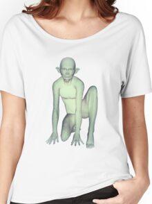 Alien In Space Scifi Women's Relaxed Fit T-Shirt