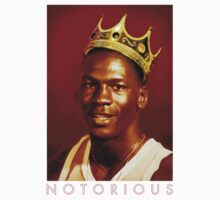 Notorious Michael jordan chicago by metaminas