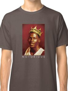 Notorious Michael jordan chicago Classic T-Shirt