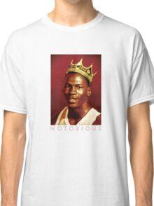 Notorious Michael jordan chicago Classic T-Shirt
