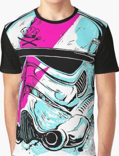 Robot Retro Graphic T-Shirt