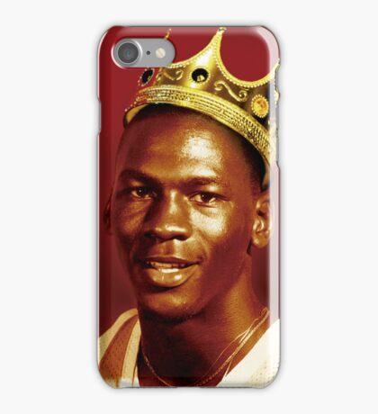 Notorious Michael jordan chicago iPhone Case/Skin