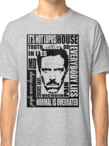 House MD Classic T-Shirt