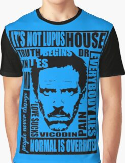 House MD Graphic T-Shirt