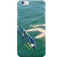 Wakeboard at Neuchatel Lake iPhone Case/Skin