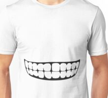 The Truth's Mouth - One Colour Unisex T-Shirt