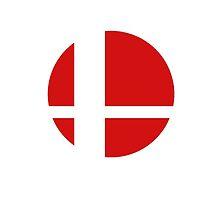 Super Smash Bros Logo by Wobscur