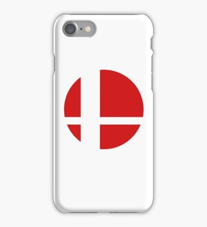 Super Smash Bros Logo iPhone Case/Skin