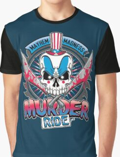 Murder Ride Graphic T-Shirt