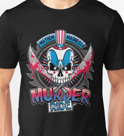 Murder Ride Unisex T-Shirt
