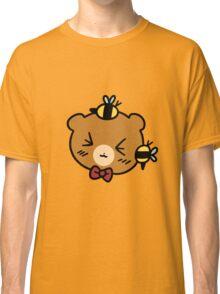 Bumble Bee bear Face Classic T-Shirt
