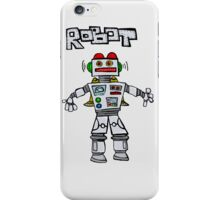 Robot iPhone Case/Skin