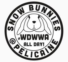 The Official Seal of The Snowbunnies by Pelicaine