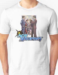 Phoenix Wright: Ace Attorney  Unisex T-Shirt