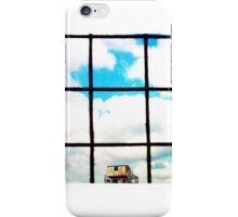 House Through the Fence iPhone Case/Skin