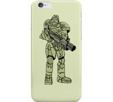 Future soldier iPhone Case/Skin