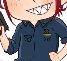 Police Rin Sticker
