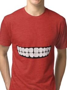 The Truth's Mouth - Two Colour Tri-blend T-Shirt