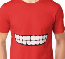 The Truth's Mouth - Two Colour Unisex T-Shirt