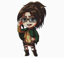 Hanji Zoe by RedFlare