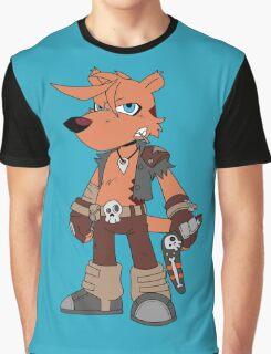 Sly the Tasmanian Tiger Graphic T-Shirt