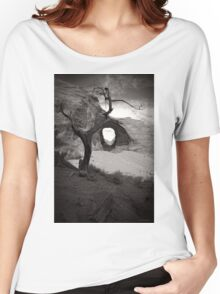 Nearer To Thee Women's Relaxed Fit T-Shirt
