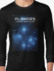 Visit the Pleiades Long Sleeve T-Shirt