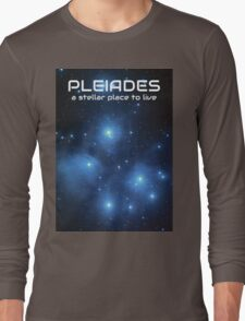Visit the Pleiades Long Sleeve T-Shirt