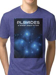 Visit the Pleiades Tri-blend T-Shirt