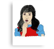 Melanie Martinez, Alphabet Boy - Cry Baby Canvas Print
