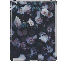 Dark Flowers iPad Case/Skin