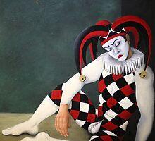 The Broken Hearted Joker by Marie Jean Hamilton