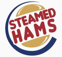 Steamed Hams Kids Tee