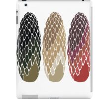 Game of Thrones - Dragon Eggs iPad Case/Skin