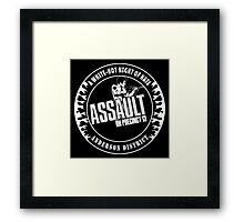 Assault on Precinct 13 Framed Print