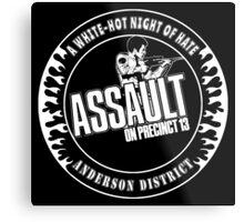 Assault on Precinct 13 Metal Print