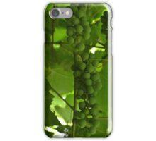 Grape vine iPhone Case/Skin