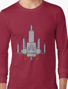 Space Invader Long Sleeve T-Shirt