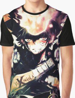 Natsu, Tsuna and Hei Graphic T-Shirt