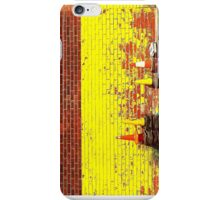 Follow the Yellow Brick Wall iPhone Case/Skin