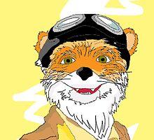 Fantastic Mr Fox by hollowbecky