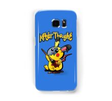 Thunder Mouse... Suit Up!! Samsung Galaxy Case/Skin