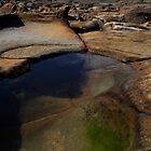 Rock Pool by Joel Bramley