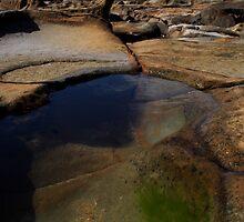 Rock Pool by Joel Bramley